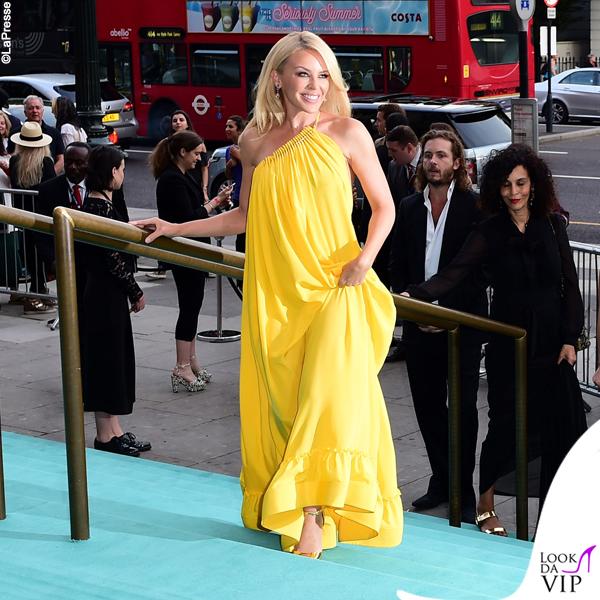 Kylie Minogue abito Stella McCartney 2
