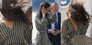 Malia Obama abito Nasty Gal