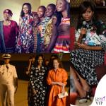 In Africa Michelle Obama si veste di colore
