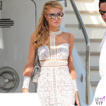 Paris Hilton abito For Love and Lemons