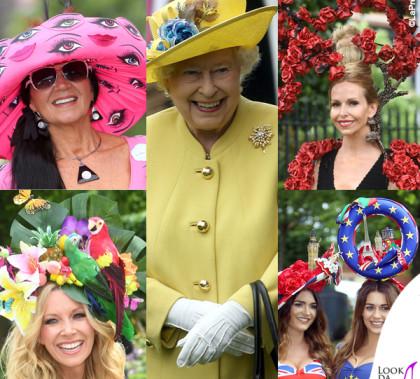 Royal Ascot 2016 regina Elisabetta II