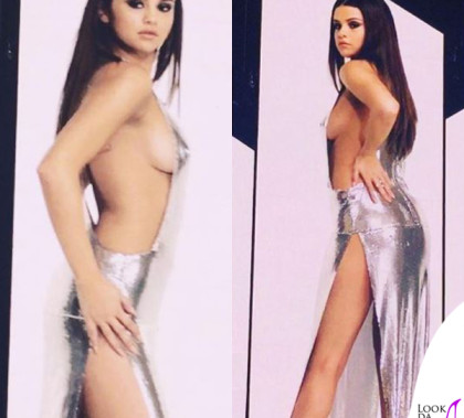 Selena Gomez abito Philipp Plein 5