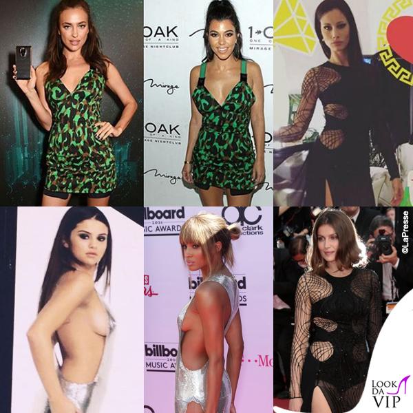 Shayk Kardashian Pellegrinelli Casta Ciara Gomez