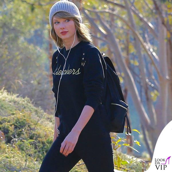 Taylor Swift zaino Burberrt