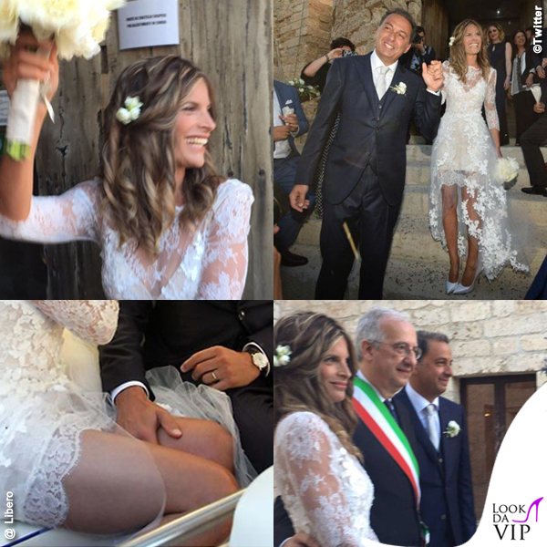 matrimonio Laura Ravetto Dario Ginefra