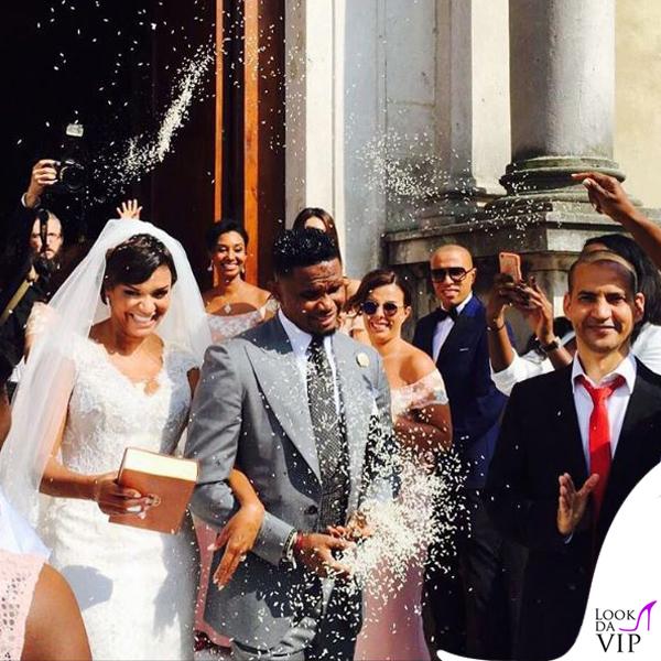 matrimonio Samuel Eto 2