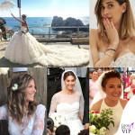 Giugno, mese di matrimoni… ecco le spose vip