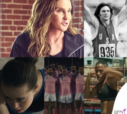 Caitlyn Jenner Chelsea Warner King Cross Steelers Namibia Flores testimonial H&M Sport