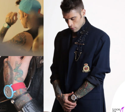Fedez orologio OPS!Objects OPS!POSH