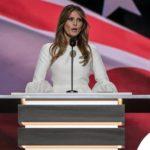 Melania Trump abito Roksanda pump Christian Louboutin 3