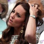 Kate Middleton orologio Cartier Ballon Bleu 2