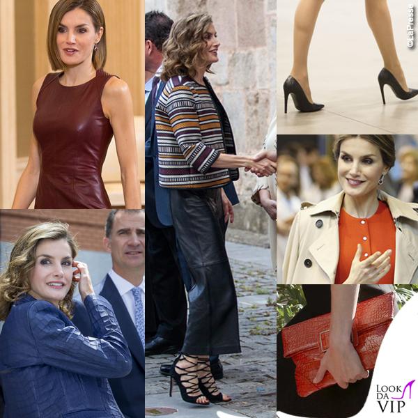 Letizia Ortiz outfit