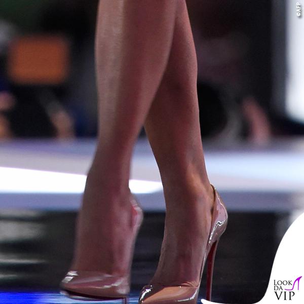 Melania Trump abito Roksanda pump Christian Louboutin 7