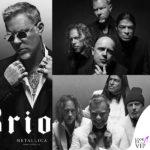 I Metallica, classici e ripuliti, per Brioni