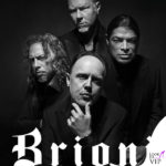 Metallica testimonial Brioni 3