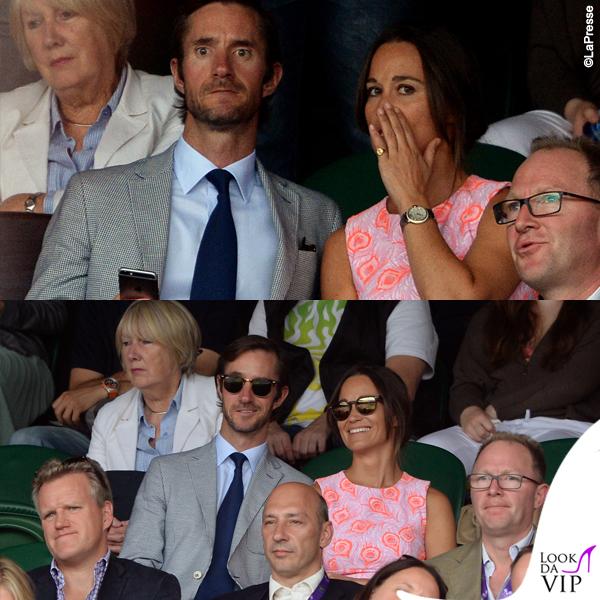 Pippa Middleton James Mattews Wimbledon