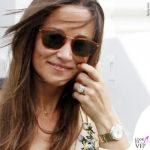Pippa Middleton orologio Cartier Ballon Bleu 2