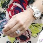 Pippa Middleton orologio Cartier Ballon Bleu 3