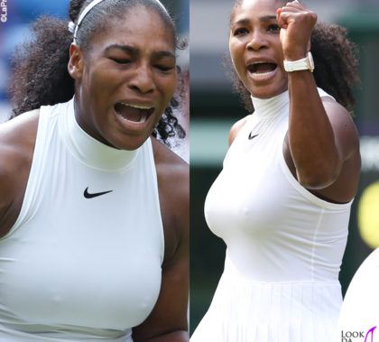 Serena Williams Wimbledon 2016 total Nike