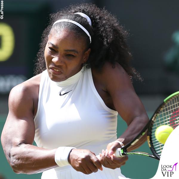 Serena Williams Wimbledon 2016 total Nike 5