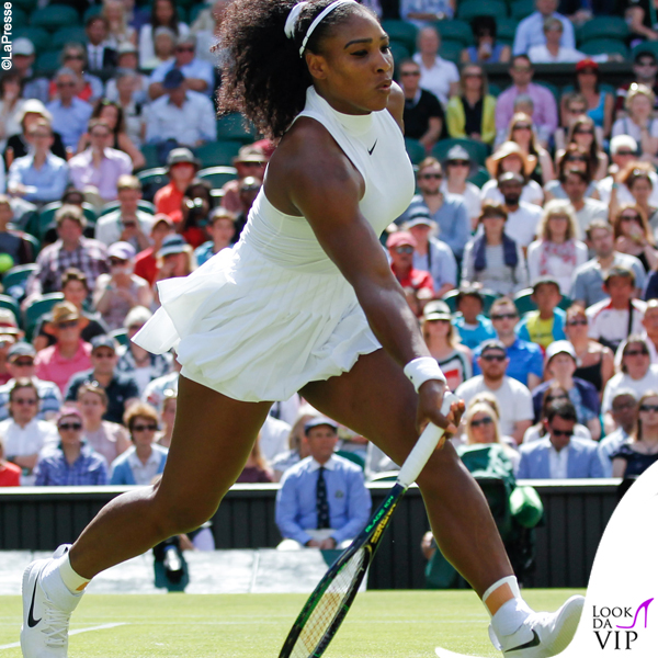 Serena Williams Wimbledon 2016 total Nike 6