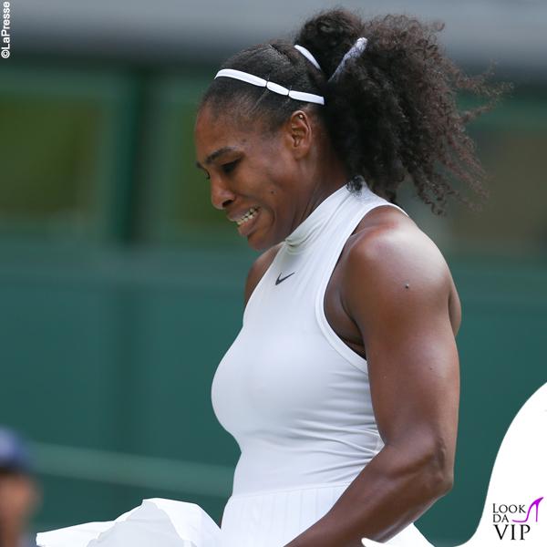 Serena Williams Wimbledon 2016 total Nike 7
