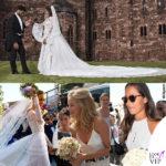 Matrimoni da star: le sposine vip di luglio