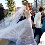 matrimonio Ana Beatriz Barros abito Valentino