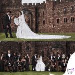 matrimonio Ciara abito Roberto Cavalli 3