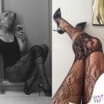 Alessia Marcuzzi, selfie al cardiopalma