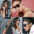 Belen Rodriguez testimonial occhiali Foreyever