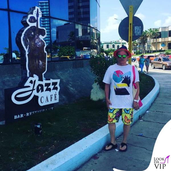 Cristiano Malgioglio Cuba costume Pin-up Stars 3