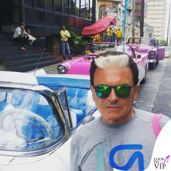 Cristiano Malgioglio Cuba tshirt Gap