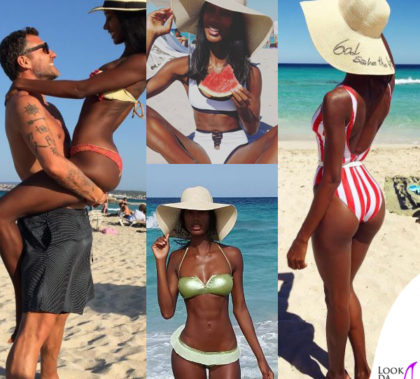 Jazzma Kendrick bikini Bfyne Effek e La kasa dei kolori