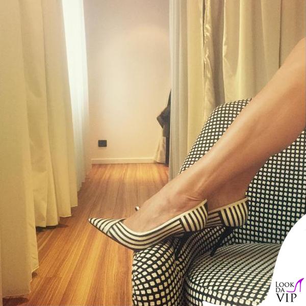 343ad6281b Luisa Ranieri, #naturalmentepazza di scarpe