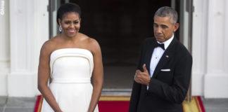Michelle Obama abito Brandon Maxwell