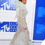 Beyonce VMAs 2016 abito Francesco Scognamiglio