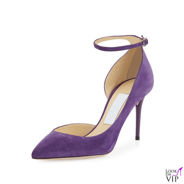 scarpe Jimmy Choo Lucy Half-d'Orsay