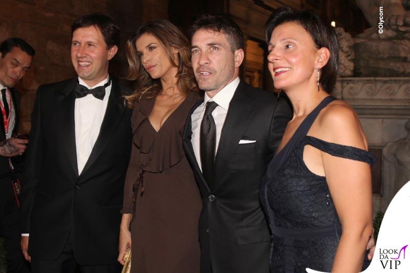 Elisabetta Canalis Celebrity Fight Night Italy sandali Giuseppe Zanotti Design 7