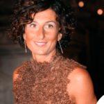 Agnese Landini Renzi Celebrity Fight Night Italy abito borsa Ermanno Scervino 3