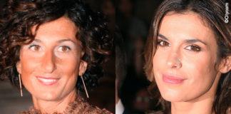 Celebrity Fight Night Italy Agnese Landini Renzi Elisabetta Canalis