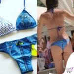 Elisabetta Gregoraci bikini 4giveness 2