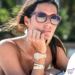 Elisabetta gregoraci orologio AB AETERNO Sky Alba