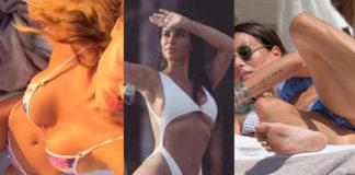 Rodriguez Kardashian Gregoraci Vignali Tatangelo bikini trash