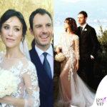 matrimonio Gabriella Pession abito Alberta Ferretti 2