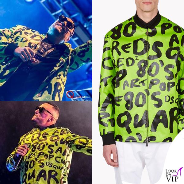 purchase cheap 82ff9 9126f gue-pequeno-giacca-dsquared2-2 - Look da Vip
