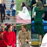 Kate, guardaroba canadese da 65mila euro
