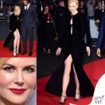 Nicole Kidman apre il sipario sul red carpet