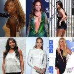 Serena, JLo, Britney… le star da trash a chic
