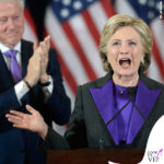 Hillary Clinton elabora la sconfitta col viola